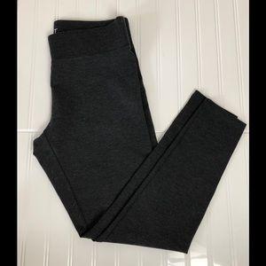 NWOT Ann Taylor Loft Dark Gray Legging